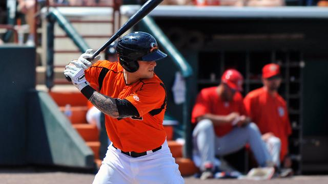 Snyder returned to his roots in the Orioles organization.