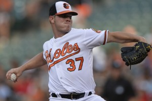 Dylan Bundy returned from seasons lost to injury to anchor himself into the Orioles' rotation.
