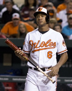An injury-plagued campaign for Jonathan Schoop still resulted in his Baltimore debut.