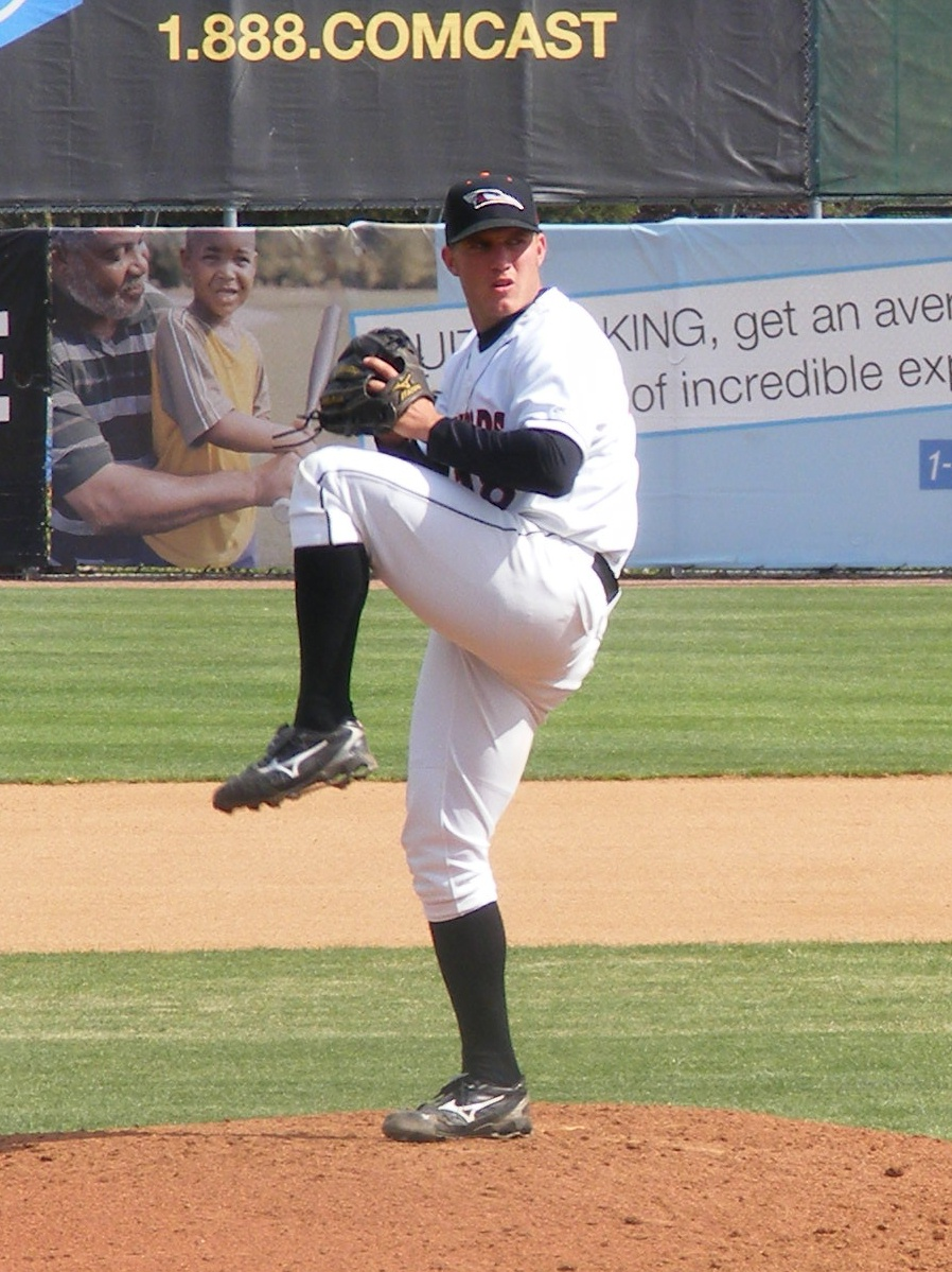 Back in April Bundy took the hill in relief during this contest against Hagerstown. Since then Bundy has moved into the starting rotation.