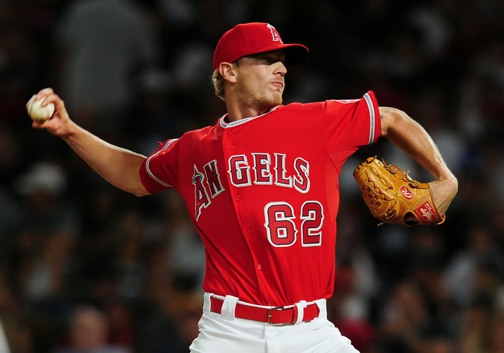 Parker Bridwell found great success after the Orioles gave up on him.