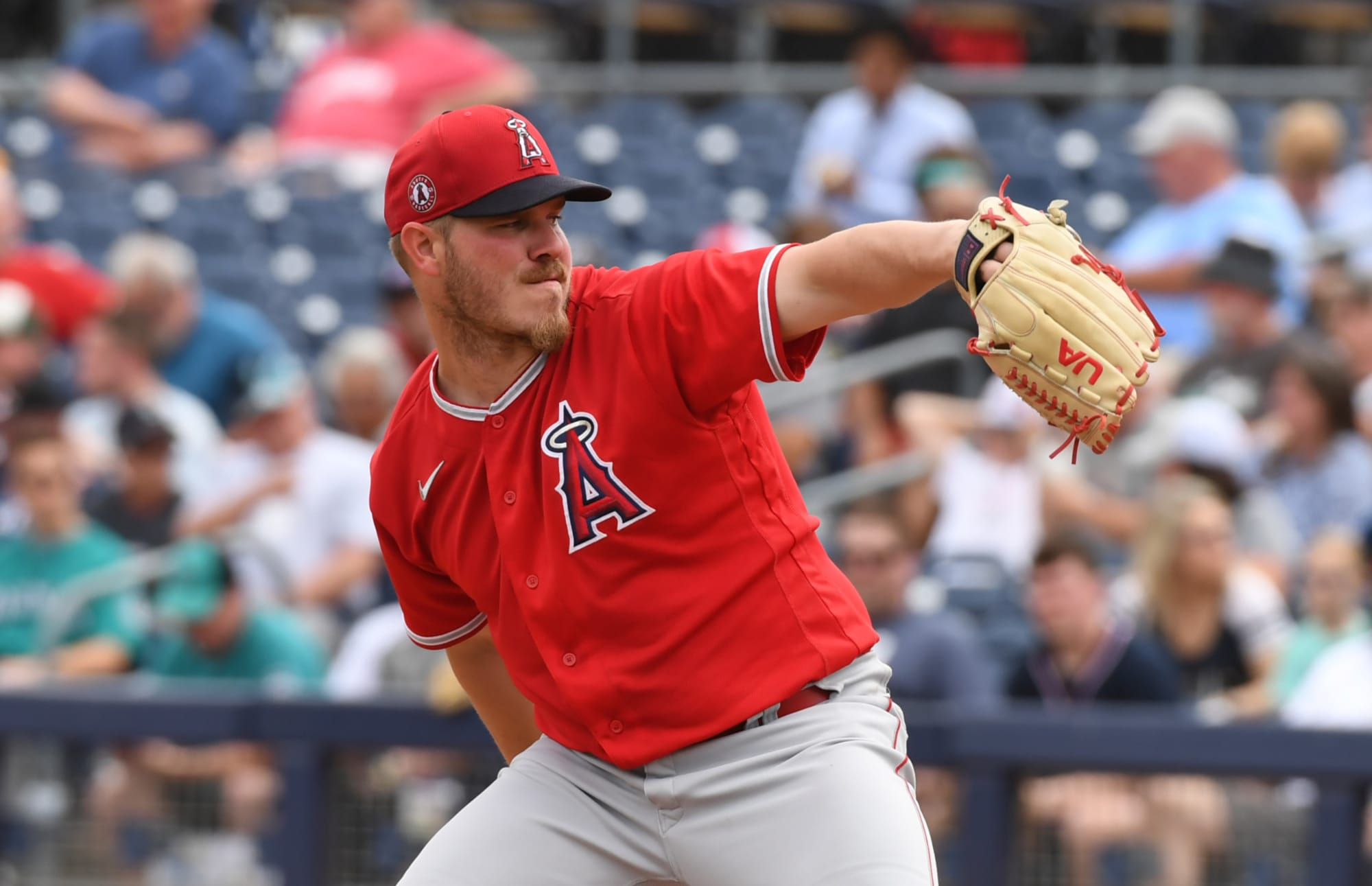 Dylan Bundy may be on the move again as he blossomed into the Angels' ace this season.